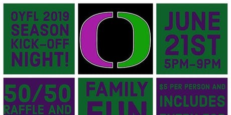 Orcutt Youth Football League Family Fun Night! tickets