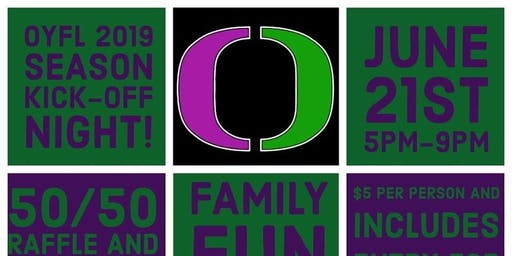 Orcutt Youth Football League Family Fun Night!