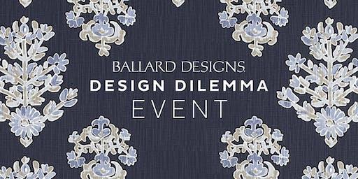 Design Dilemmas Panel - King of Prussia Ballard Designs
