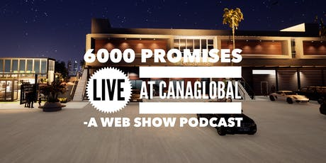 6000 PROMISES LIVE: If God were offering help, would you take it?  tickets