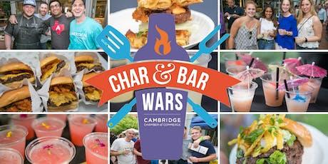 3rd Annual Char & Bar Wars  tickets