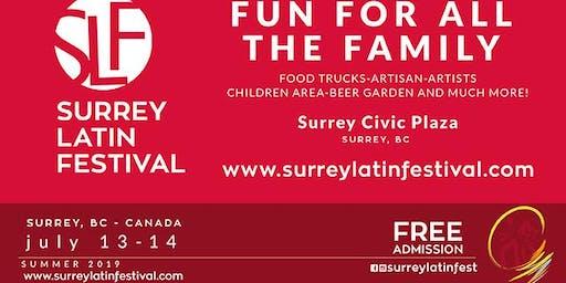 Surrey Latin Festival