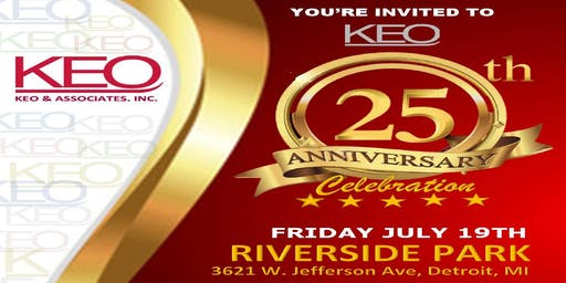 KEO's 25th Anniversary Celebration
