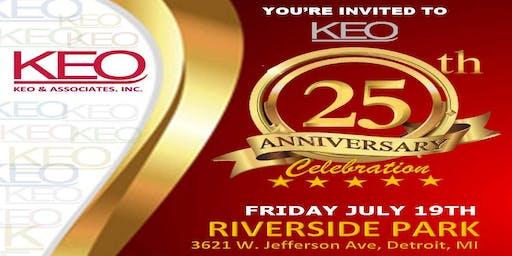 KEO's 25th Anniversary Celebration