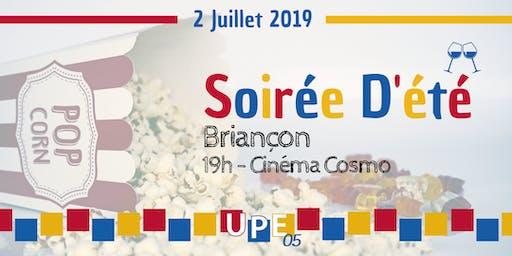 Briançon | Soirée d'été UPE 05 | 8ème édition