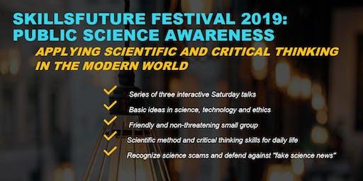 SFF 2019: Public Science Awareness