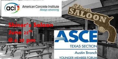 ACI and ASCE YMF Networking