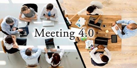 [ webinar ] Meeting 4.0: sempre, ovunque e con qualsiasi dispositivo. 05/07/2019 ore 11 biglietti