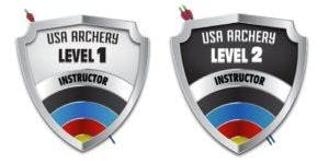 USA Archery Level 1 & Level 2 Instructor Courses