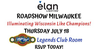 Elan's Roadshow - Milwaukee