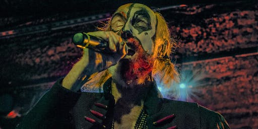 The Crazy World of Arthur Brown with Quicksilver Daydream