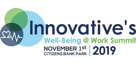 2019-IBP Well-Being @ Work Summit 11/1/19-Citizen's Bank Park tickets