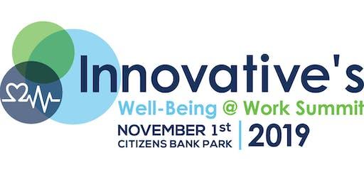 2019-IBP Well-Being @ Work Summit 11/1/19-Citizen's Bank Park