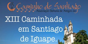 XIII Caminhada em Santiago de Iguape