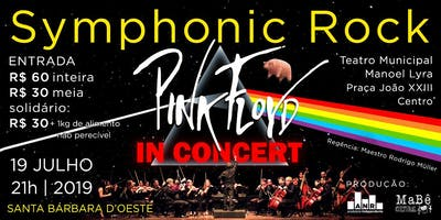 Symphonic Rock - Pink Floyd In Concert