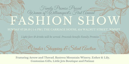 Women of Williamsport Fashion Show