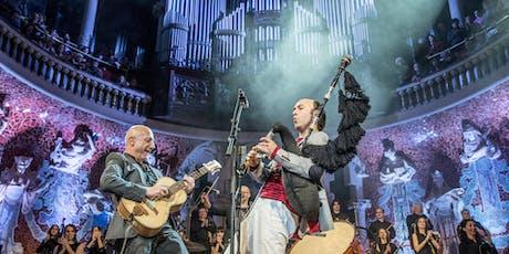 Carlos Nuñez en Rosario entradas