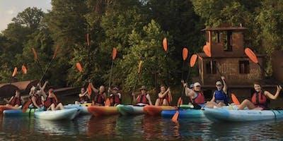 Coosa River Kayaking