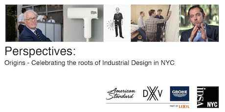 IDSA NYC Perspectives:Origins, Celebrating the roots of Industrial Design tickets