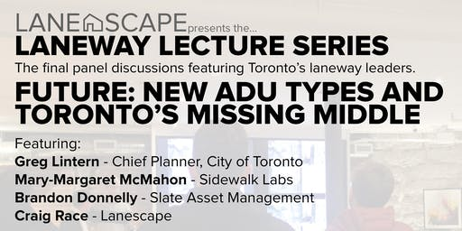 Laneway Lecture Series: FUTURE
