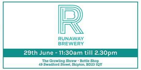Meet The Brewer - Runaway Brewery tickets