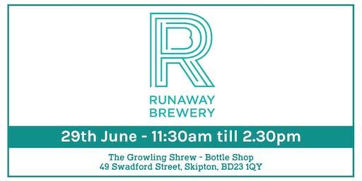 Meet The Brewer - Runaway Brewery
