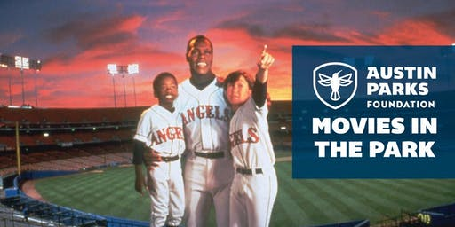 Movies in the Park: Angels in the Outfield