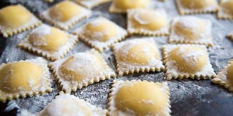 Lovera's Cooking Class - Homemade Ravioli tickets