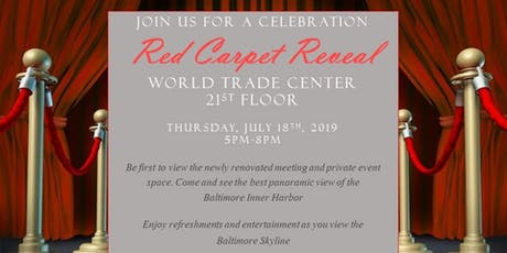 The World Trade Center's Red Carpet Reveal tickets