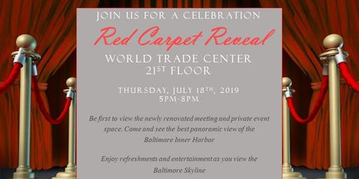 The World Trade Center's Red Carpet Reveal