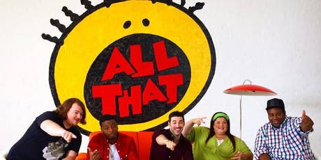 'All That' Live TV show Friday   tickets