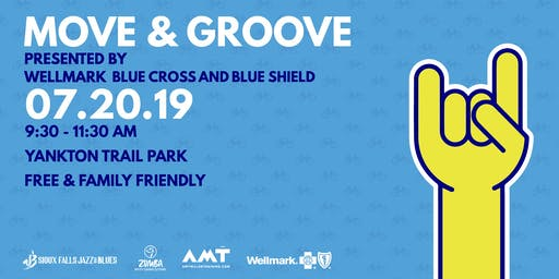 Move & Groove presented by Wellmark Blue Cross and Blue Shield