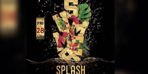 Summer $plashh with Live Performances