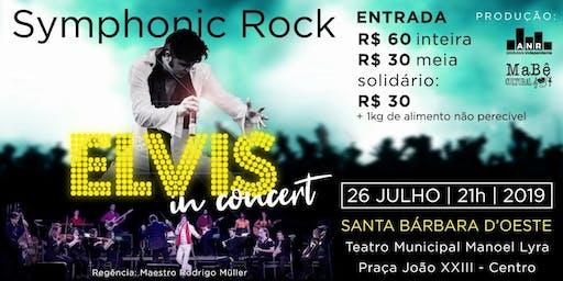 Symphonic Rock - Elvis In Concert