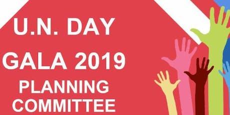 Gala Planning Meeting tickets