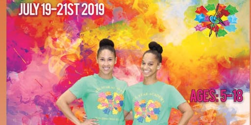 7th Annual All-Star Dance Camp 2019