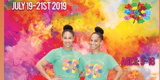 7th Annual All-Star Dance Camp 2019