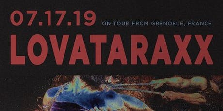Lovataraxx : Jeweled Snakes : The Acharis : Platenbau tickets