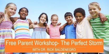 Free Parent Workshop - Modern Children's Health & Behavior Challenges  tickets
