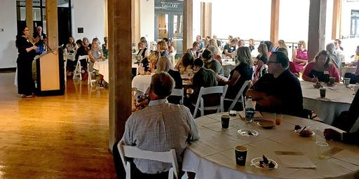 Plains Art Museum's Art & Business Breakfast  Fall 2019