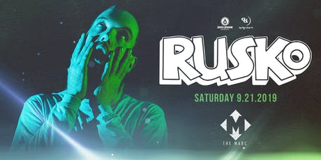 9.21 | RUSKO | THE MARC | SAN MARCOS, TX tickets