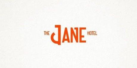 Thursdays at The Jane at Jane Ballroom Free Guestlist - 8/01/2019 tickets