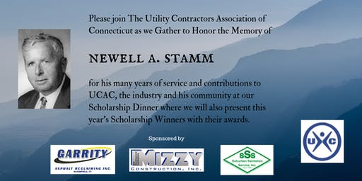 UCAC Scholarship Dinner & Newell Stamm Tribute