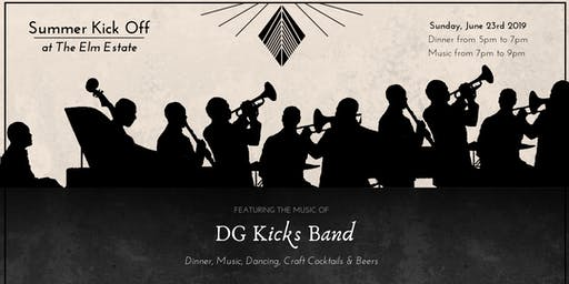 Summer Kickoff Concert at The Elm Estate