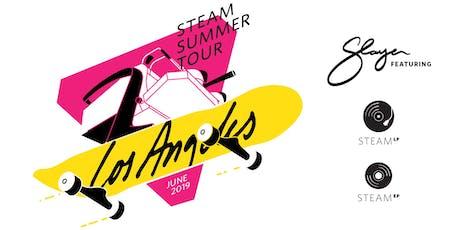 Steam Summer Tour tickets