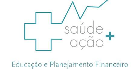 Enriquecer faz bem à Saúde! (Aracaju 24/08/2019) ingressos