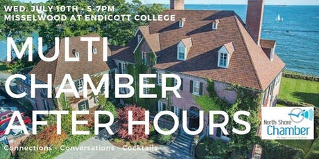 Wednesday, July 10th 'Multi-Chamber' After Hours at Misselwood at Endicott College tickets