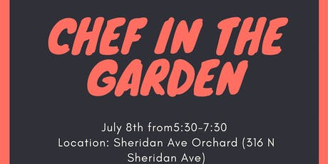 Repair the World: Chef in the Garden tickets