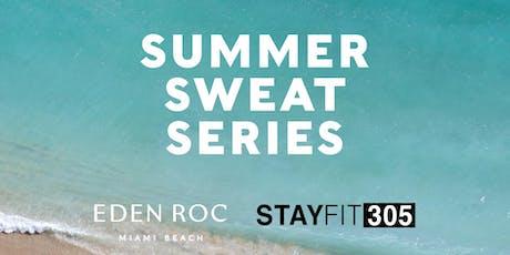 STAY FIT 305 Summer Sweat Series: 5K Run tickets