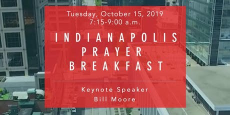 2019 Indianapolis Prayer Breakfast tickets